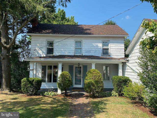 168 W Main Street, FROSTBURG, MD 21532 (#MDAL2000462) :: The Maryland Group of Long & Foster Real Estate