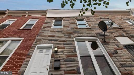 117 N Clinton Street, BALTIMORE, MD 21224 (#MDBA2006872) :: Sunrise Home Sales Team of Mackintosh Inc Realtors