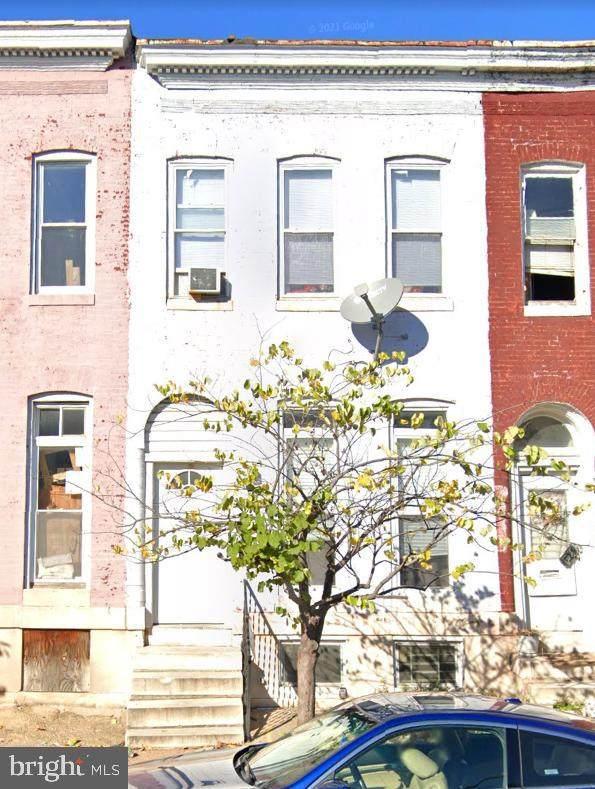 1626 E Federal Street, BALTIMORE, MD 21213 (#MDBA2006912) :: Pearson Smith Realty