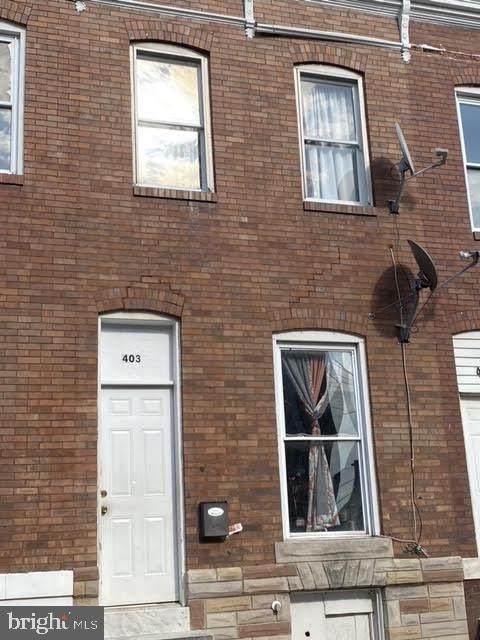 403 N Streeper Street, BALTIMORE, MD 21224 (#MDBA2006956) :: Corner House Realty