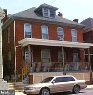 300 S Mulberry Street, HAGERSTOWN, MD 21740 (#MDWA2001306) :: Nesbitt Realty