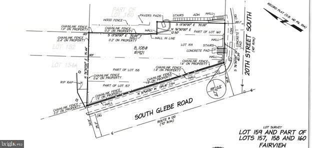 1921 S Glebe Road, ARLINGTON, VA 22204 (#VAAR2003092) :: Cortesi Homes