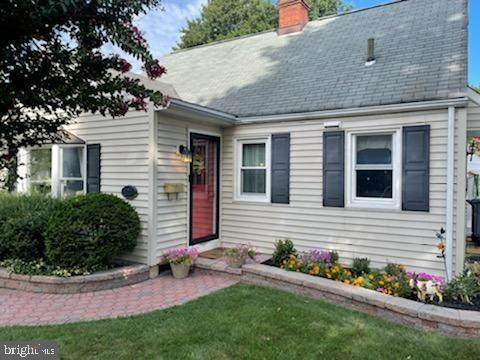 320 Hillcrest Avenue, MORRISVILLE, PA 19067 (#PABU2004986) :: Jason Freeby Group at Keller Williams Real Estate