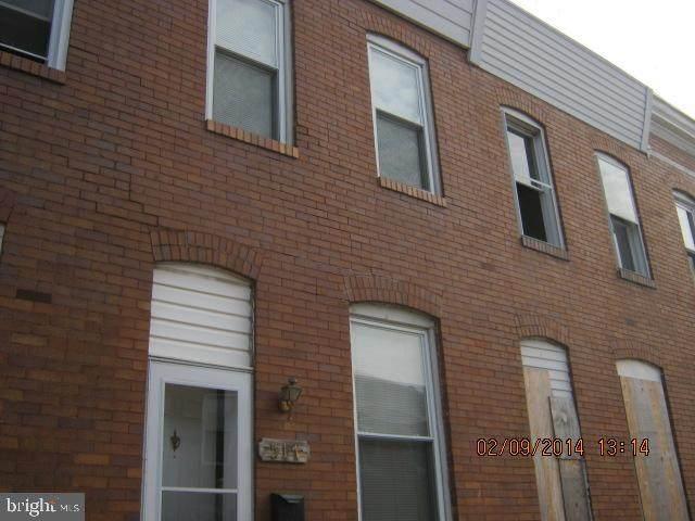 517 N Streeper Street, BALTIMORE, MD 21205 (#MDBA2007498) :: Shawn Little Team of Garceau Realty