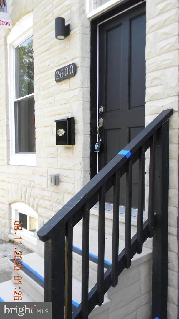 2600 Miles Avenue, BALTIMORE, MD 21211 (#MDBA2007894) :: The MD Home Team