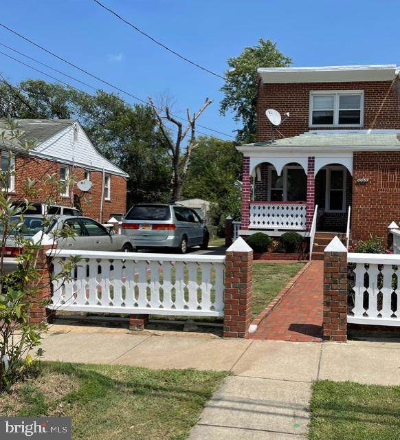 6653 24TH Place, HYATTSVILLE, MD 20782 (#MDPG2007890) :: The MD Home Team