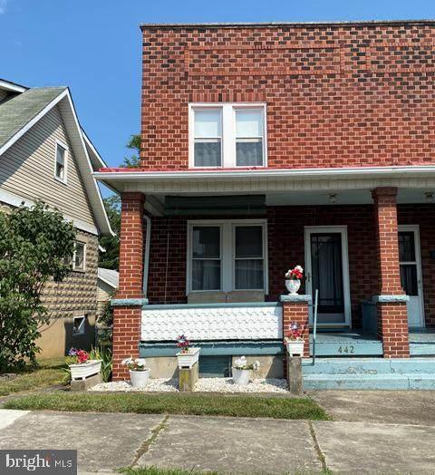 442 Pennsylvania Avenue, CUMBERLAND, MD 21502 (#MDAL2000578) :: Integrity Home Team