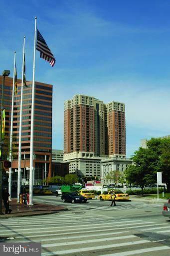 414 Water Street #1214, BALTIMORE, MD 21202 (#MDBA2008378) :: CENTURY 21 Core Partners