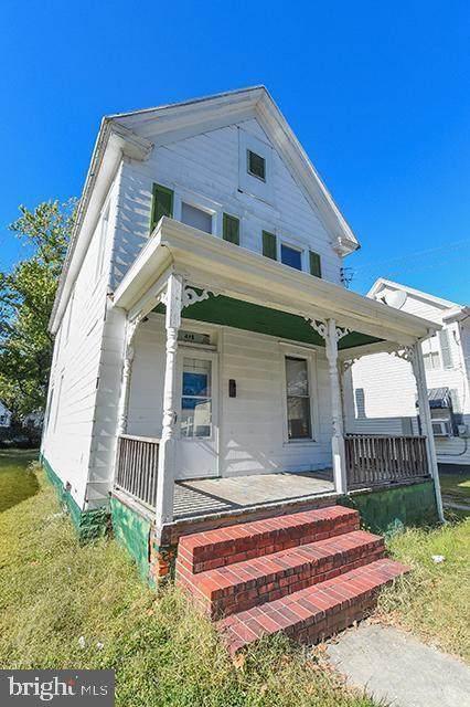 405 Linden Avenue, CAMBRIDGE, MD 21613 (#MDDO2000478) :: McClain-Williamson Realty, LLC.