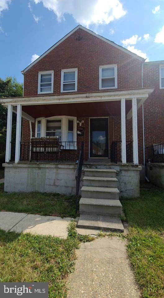 1913 Crestview Road, BALTIMORE, MD 21239 (#MDBA2008644) :: Advance Realty Bel Air, Inc