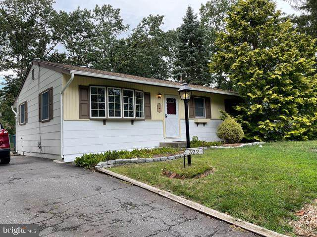 322 Timberline Drive, MOUNT LAUREL, NJ 08054 (#NJBL2005774) :: Colgan Real Estate