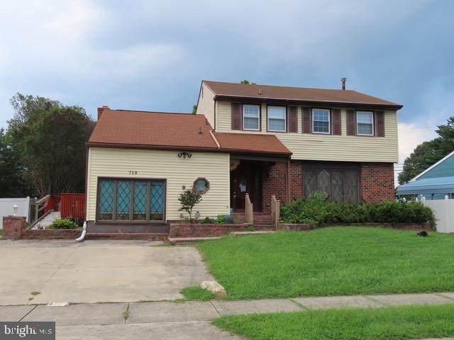 719 Miller Drive, DOVER, DE 19901 (#DEKT2002498) :: Your Home Realty