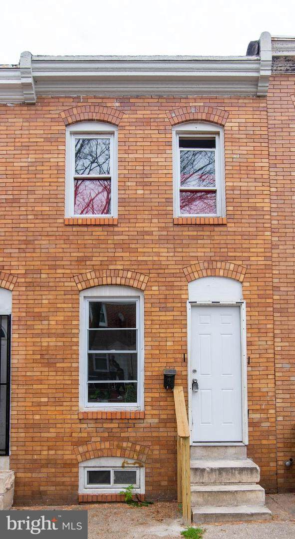 2415 Christian Street, BALTIMORE, MD 21223 (#MDBA2010424) :: The Vashist Group