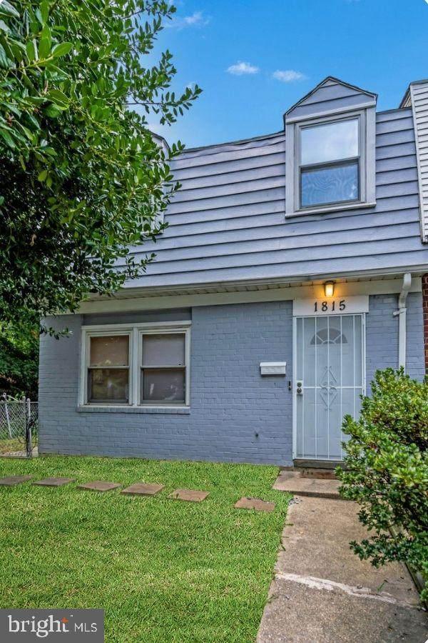 1815 Allendale Place, HYATTSVILLE, MD 20785 (#MDPG2010386) :: Bic DeCaro & Associates