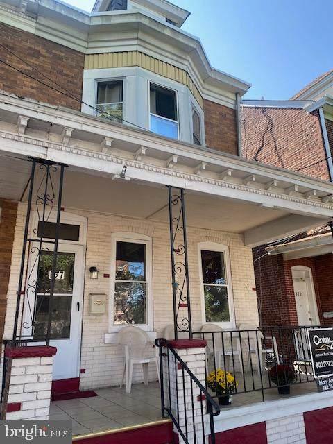 627 Chambers Street, TRENTON, NJ 08611 (#NJME2004494) :: Ramus Realty Group