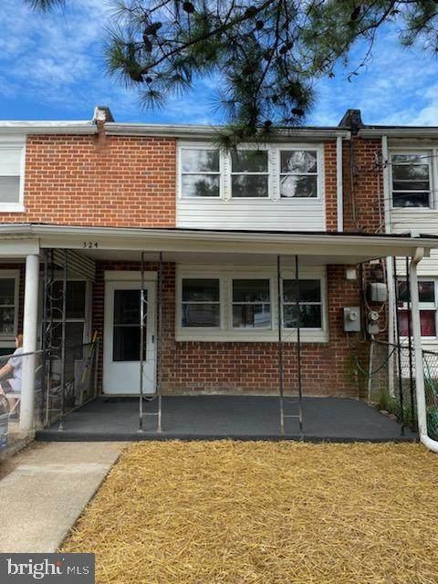 324 Bigley Avenue, BALTIMORE, MD 21227 (#MDBC2010770) :: Ultimate Selling Team