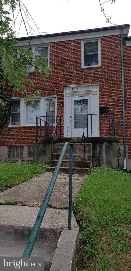 1532 Kirkwood Road, GWYNN OAK, MD 21207 (#MDBC2010888) :: Integrity Home Team