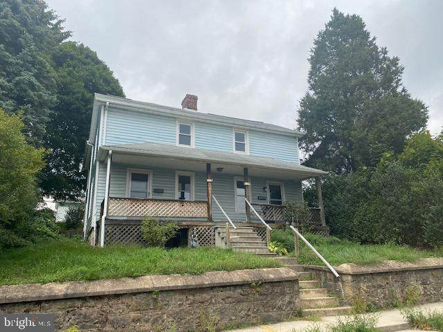 117-119 Maple Street, FROSTBURG, MD 21532 (#MDAL2000912) :: The Maryland Group of Long & Foster Real Estate