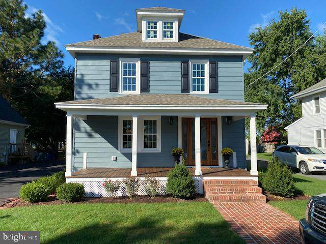207 Charles Street, HURLOCK, MD 21643 (#MDDO2000688) :: McClain-Williamson Realty, LLC.