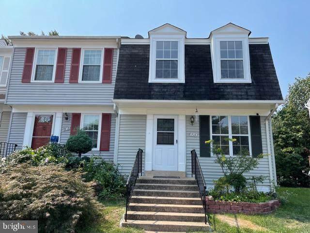 8516 Braxted Lane, MANASSAS, VA 20110 (#VAMN2000688) :: Ultimate Selling Team