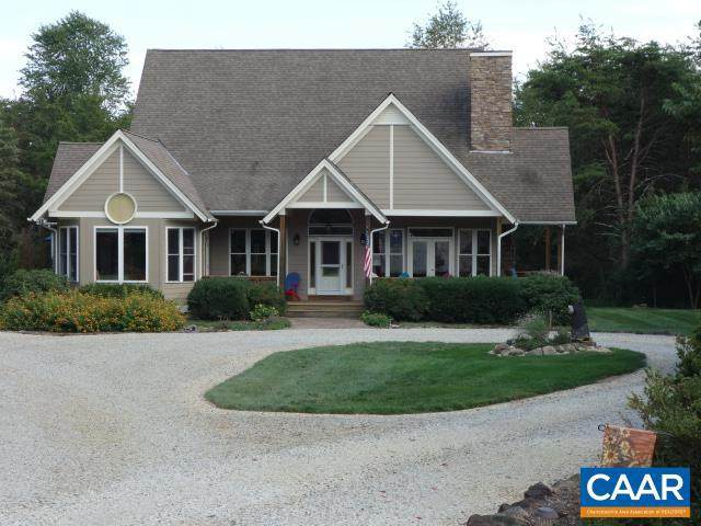 142 Blue Chickory Ln, NELLYSFORD, VA 22958 (#622141) :: Network Realty Group