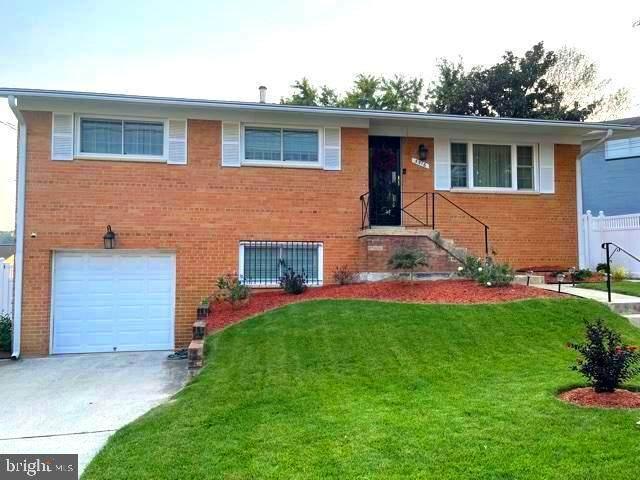5516 5TH Street NE, WASHINGTON, DC 20011 (#DCDC2013934) :: Integrity Home Team