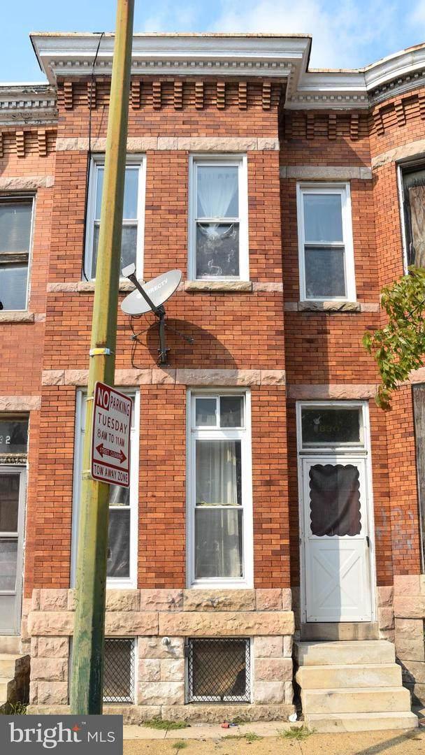 1830 W Lanvale Street, BALTIMORE, MD 21217 (#MDBA2012918) :: Advance Realty Bel Air, Inc