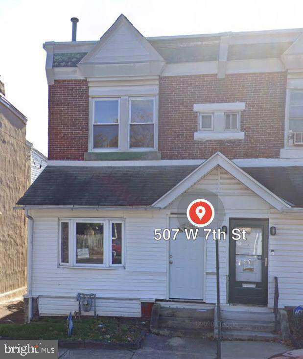 507 W 7TH Street, CHESTER, PA 19013 (#PADE2007748) :: Lee Tessier Team