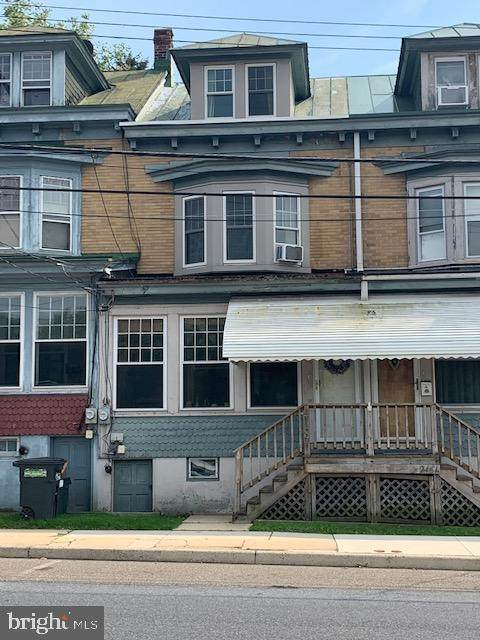 2159 W Market Street, POTTSVILLE, PA 17901 (#PASK2001474) :: Realty ONE Group Unlimited