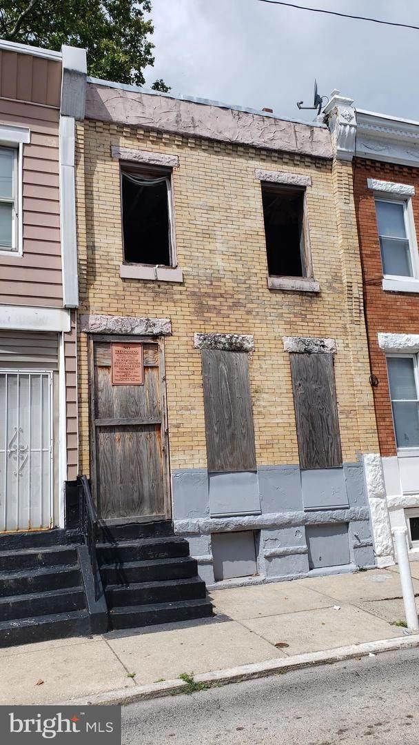2438 N Douglas Street, PHILADELPHIA, PA 19132 (#PAPH2031462) :: Bowers Realty Group
