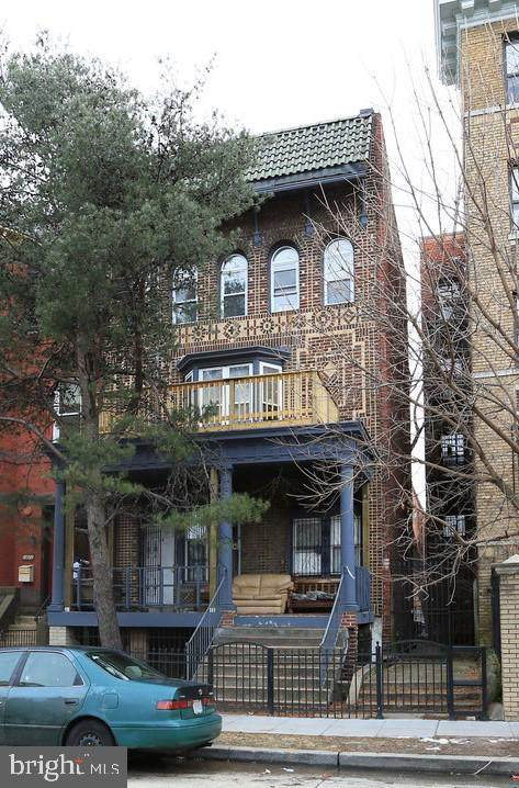 1424 Harvard Street NW, WASHINGTON, DC 20009 (#DCDC2014360) :: Integrity Home Team