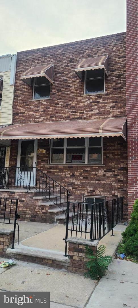 2718 S Marshall Street, PHILADELPHIA, PA 19148 (#PAPH2031606) :: Paula Cashion | Keller Williams Central Delaware