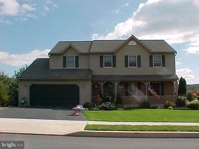 119 Hill Road, BLANDON, PA 19510 (#PABK2004798) :: Iron Valley Real Estate
