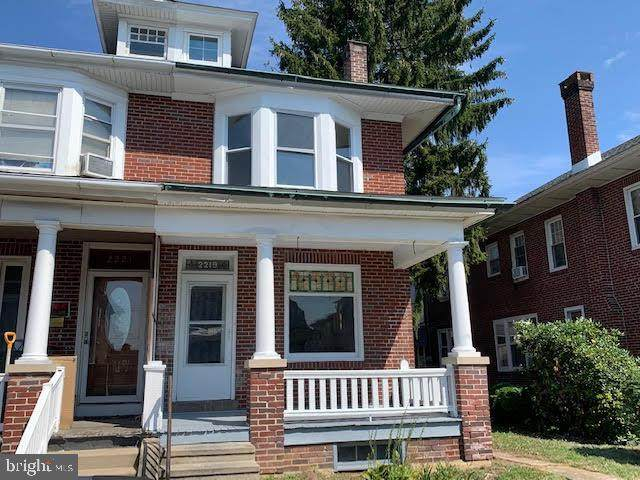 2219 Noble Street, READING, PA 19609 (#PABK2004800) :: The Schiff Home Team