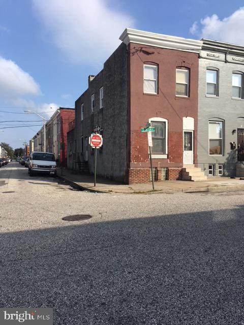 9 N Clinton Street, BALTIMORE, MD 21224 (#MDBA2013186) :: Pearson Smith Realty
