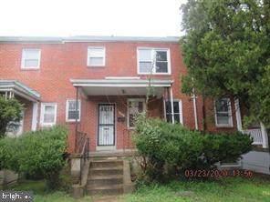 3328 Dolfield Avenue, BALTIMORE, MD 21215 (#MDBA2013204) :: Charis Realty Group