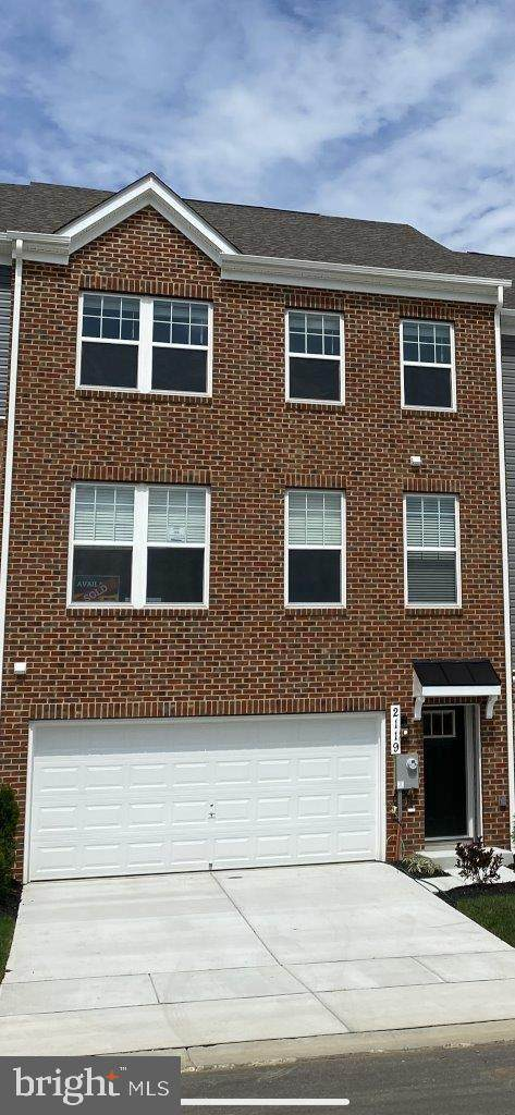 9600 Silver Bluff Way, MITCHELLVILLE, MD 20721 (#MDPG2012692) :: The Putnam Group