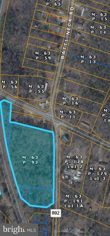 Romancoke & Batts Neck Road, STEVENSVILLE, MD 21666 (#MDQA2001104) :: Crossman & Co. Real Estate