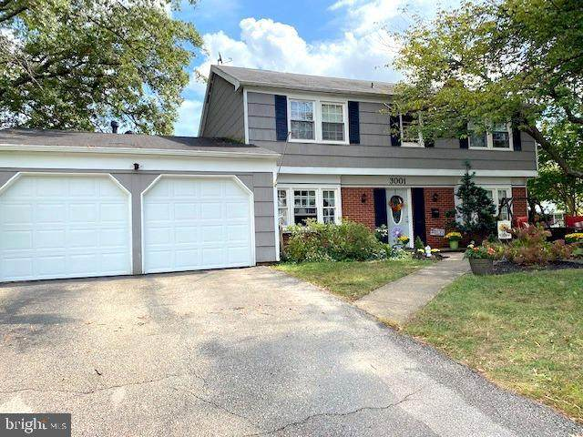 3001 Traymore Lane, BOWIE, MD 20715 (#MDPG2012870) :: The Putnam Group