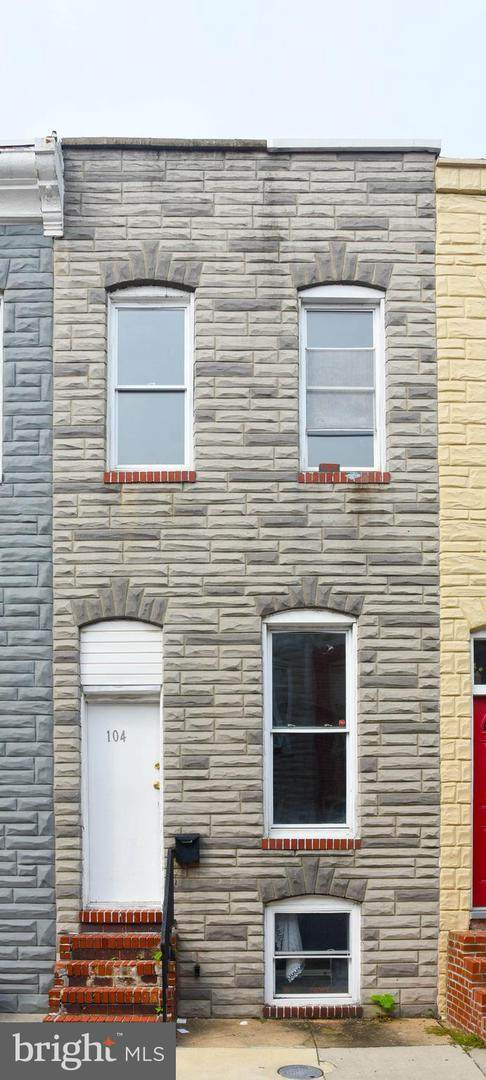 104 N Glover Street, BALTIMORE, MD 21224 (#MDBA2013342) :: SURE Sales Group