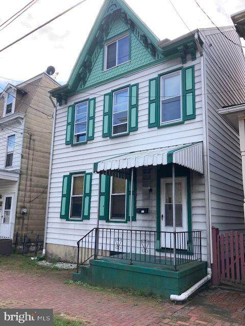 209 Pike Street, PORT CARBON, PA 17965 (#PASK2001542) :: The Joy Daniels Real Estate Group