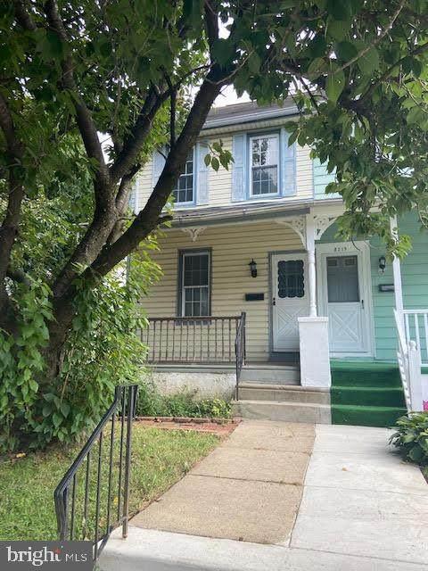8221 Rowland Avenue, PHILADELPHIA, PA 19136 (#PAPH2032386) :: Paula Cashion | Keller Williams Central Delaware