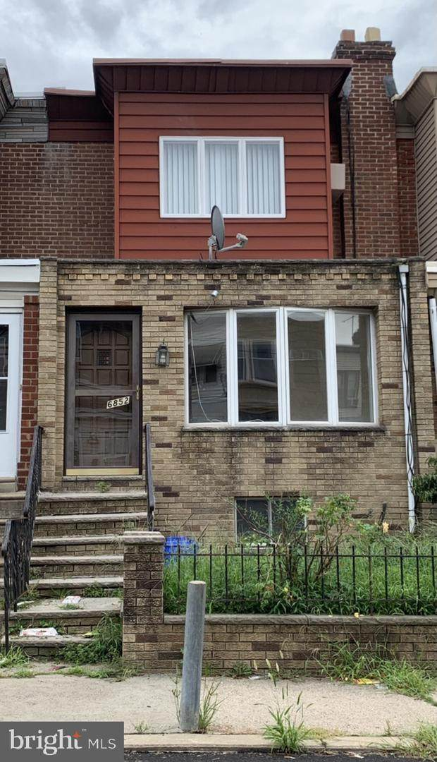 6852 Guyer Avenue, PHILADELPHIA, PA 19142 (#PAPH2032468) :: The Dailey Group