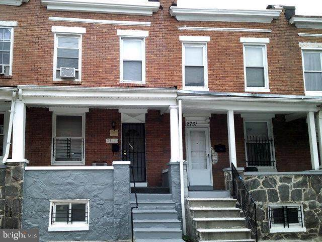 E Chase St-2731 2731 E CHASE ST, BALTIMORE, MD 21213 (#MDBA2013464) :: Corner House Realty
