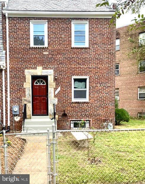 1416 19TH Street SE, WASHINGTON, DC 20020 (#DCDC2014816) :: Bic DeCaro & Associates