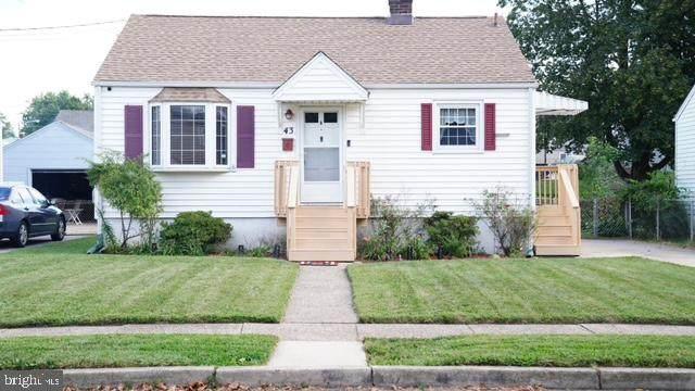 43 Warren Avenue, BELLMAWR, NJ 08031 (#NJCD2008030) :: Rowack Real Estate Team