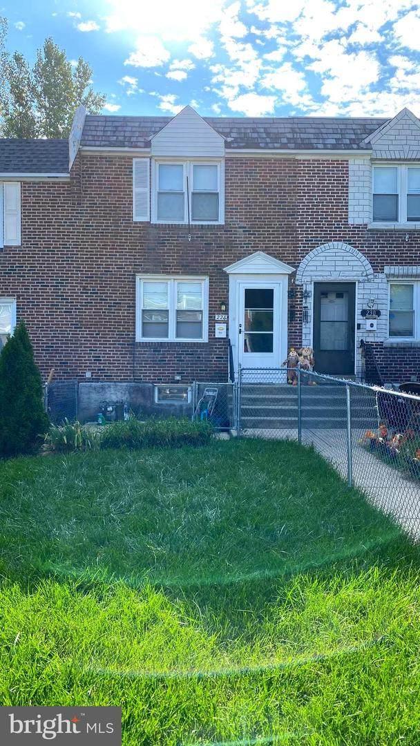 228 W Washington Avenue, CLIFTON HEIGHTS, PA 19018 (#PADE2008066) :: The John Kriza Team