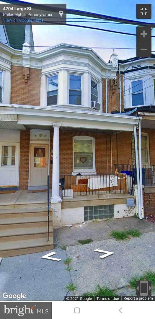 4708 Large Street, PHILADELPHIA, PA 19124 (#PAPH2032958) :: Paula Cashion | Keller Williams Central Delaware