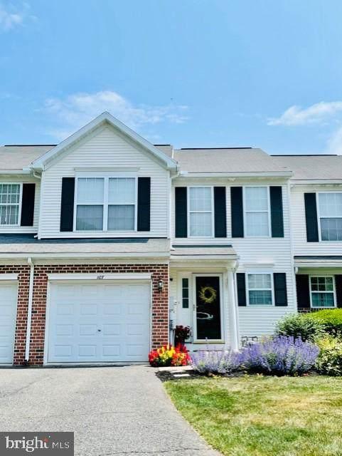 1107 Red Rock, ROYERSFORD, PA 19468 (#PAMC2012368) :: Keller Williams Real Estate