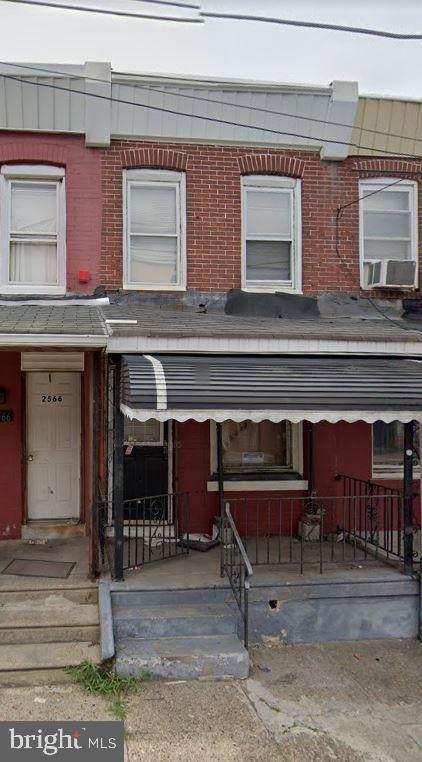 2564 E Elkhart Street, PHILADELPHIA, PA 19134 (#PAPH2033238) :: Drayton Young